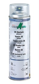ColorMatic klarlak (2-komponent), High-Gloss (200ml)