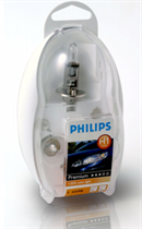 Philips H1 Pære/sikringskit