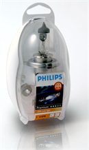 Philips H4 Pære/sikringskit (R)