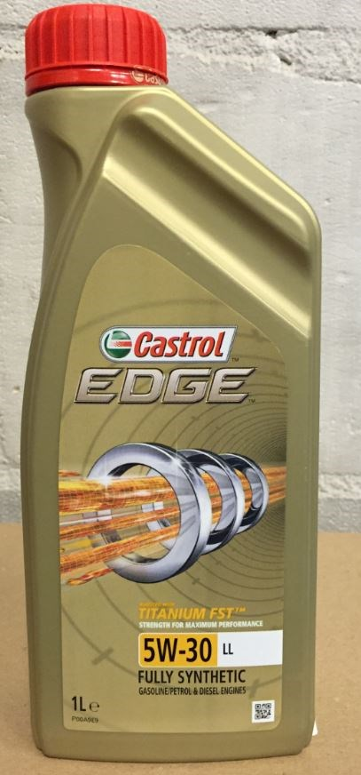vw motorolie castrol edge titanium fst 5w30. Black Bedroom Furniture Sets. Home Design Ideas