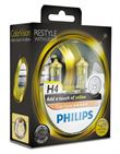 Philips Color Vision H4 Yellow (2 stk)