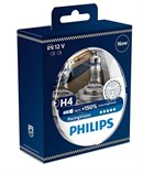 Philips H4 Racing Vision +150% lys (2 stk)
