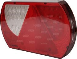Fremragende LED baglygte med all inclusive baglys - tågelys - blinklys AT62