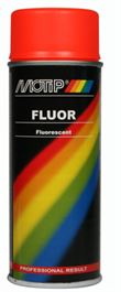Motip Fluorescerende lak Rød/Orange (400ml)