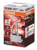 Osram Night Breaker Laser D3S +200% (1stk)