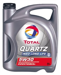Total Quartz INEO Long Life 5W-30 (5 liter)