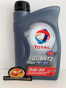 Total Quartz INEO MC3 5W-30 (1 liter)