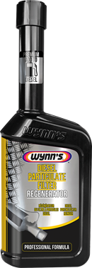 Wynns Partikelfilter Rens 500ml