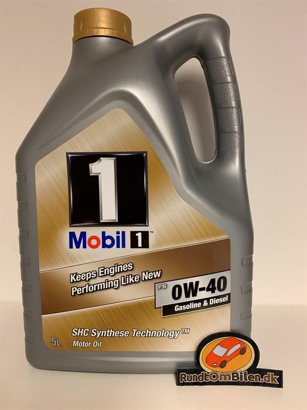 verdens bedste motorolie