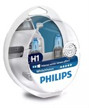 Philips H1 White Vision Incl W5W (R) (2+2 stk)