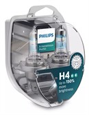 Philips H4 X-tremeVision Pro150 +150% (2 stk)