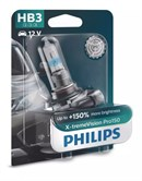 Philips HB3 X-tremeVision Pro150 +150% lys