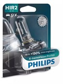 Philips HIR2 X-tremeVision Pro150 +150% lys
