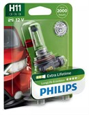 Philips H11 (12362) LongLife EcoVision