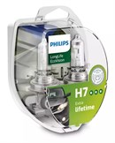 Philips H7 LongLife Ecovision (2 stk)