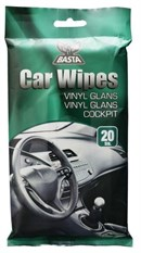 Basta Wipes - Vinyl glans