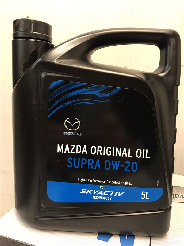 mazda 0w20 for skyactiv