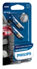 Philips H6W 12036 WhiteVision (2stk)